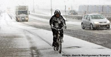 Motorists grapple with icy roads