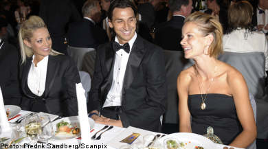 Ibrahimovic scoops top sports awards