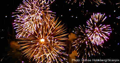 Move to ban large fireworks by 2010