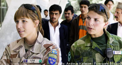 Gender-neutral military conscription proposed