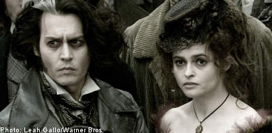 Movie review: Sweeney Todd