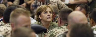 Canada demands Germany join south Afghanistan fight