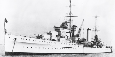 Long-lost WWII wreck found