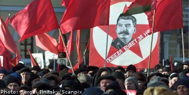Communism new focus for history agency