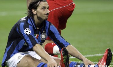 Sweden without star Ibrahimovic for Brazil friendly