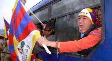 Germany calls for calm in Tibet