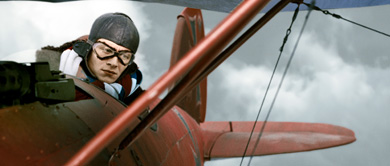 A Red Baron with pacifist streak to hit movie screens