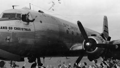 """Candy Bomber Halvorsen: """"People had their doubts about the Airlift"""""""