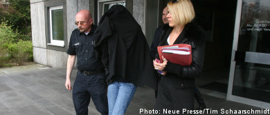 Germany to hand over Arboga murder suspect