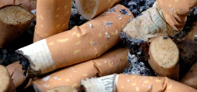 Tobacco sales down in Germany