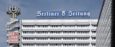 Berlin paper struggles after Stasi staff outed