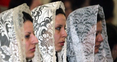 EU presidency rejects German call to favour Iraqi Christians