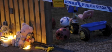 Germany to hand over child murder suspect to Sweden