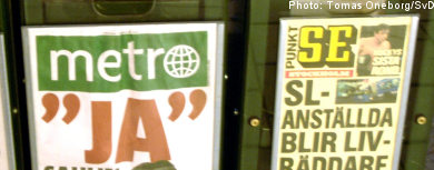 Aftonbladet ditches free paper