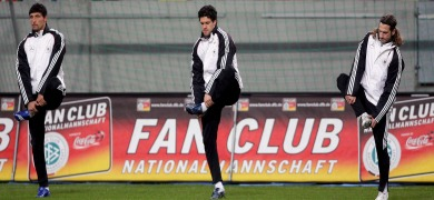German football squad to get measles vaccination