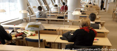 Fraudsters target foreign students