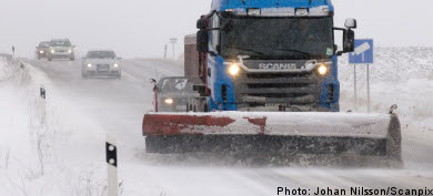 Snow replaces May heatwave