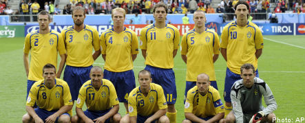 Swedes enter match of Russian roulette