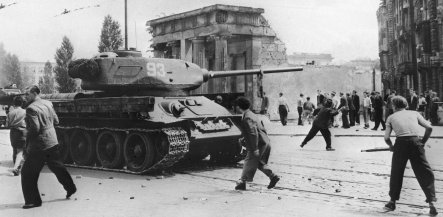 Germans warned not to forget 1953 uprising