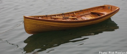 Drunken Swede attempts to row home from Denmark