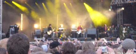 Rock festivals – not like a trip to your grandma's house