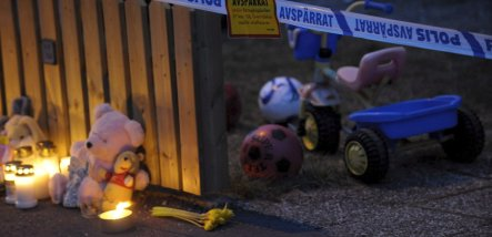 German woman charged for murder of Swedish toddlers