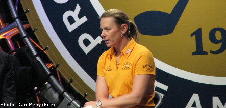 Swede Sörenstam tells Wie to stop playing with the boys
