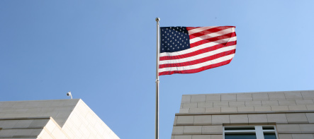 New US Embassy in Berlin inaugurated at pre-war location