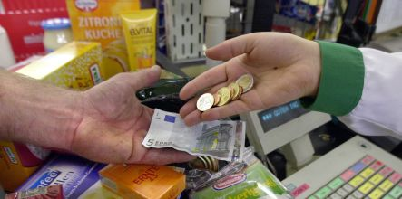 German wholesale price inflation at 27-year high