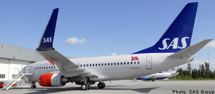 SAS 'to cut wages' as airline industry suffers