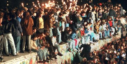 Germany planning major celebrations for Berlin Wall anniversary