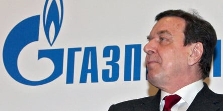 Schröder lambasted for blaming Russian conflict on Georgia
