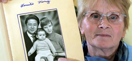 German to reunite with North Korean husband after 47 years
