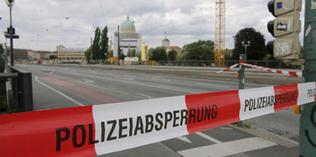 Potsdam evacuated for huge WWII bomb