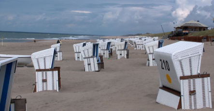 Sifting through Sylt's conflicting charms