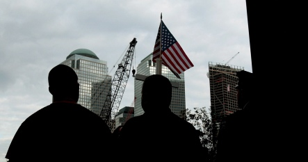 Almost one-fourth of Germans believe the US was behind 9/11