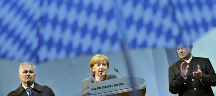 Bavarian vote could end CSU's one-party rule