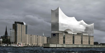 Cost explosion reportedly hits Hamburg's new philharmonic