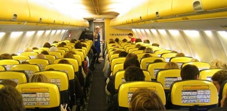 Ministry for ban on lap seating for babies and parents on planes