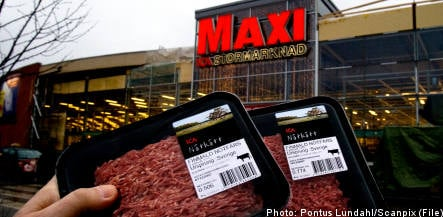 Criminal charges for ICA meat labelling scandal