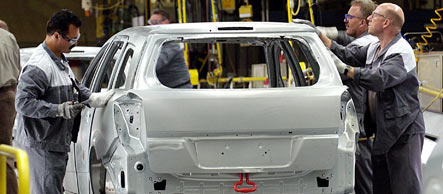 Opel closing two factories temporarily