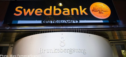 Swedbank to issue new shares