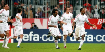 Bayern snatches draw from Lyon