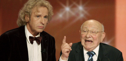 Reich-Ranicki rejects 'rubbish' television honour