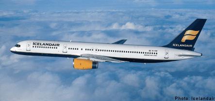 Airline to Swedes: 'Iceland is still here'