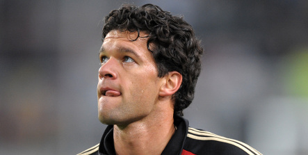 Ballack says harmony reigns ahead of Russia match
