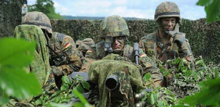 Coalition agrees on domestic deployment of Bundeswehr