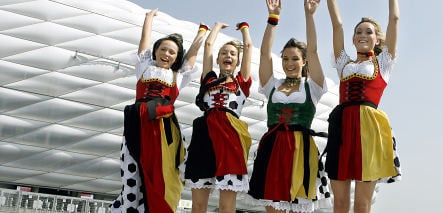 Germany ranks number one as country 'brand'