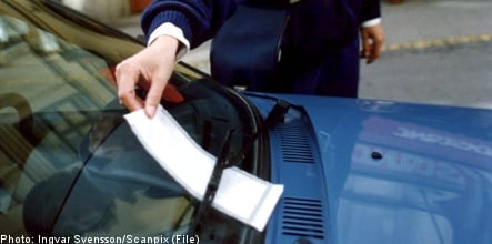 Traffic agency chases up foreign drivers' unpaid parking fines