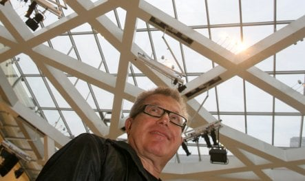Starchitect Libeskind to build synagogue in Munich